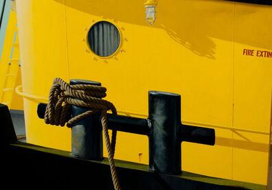 Joseph E. Richards, 'Yellow Ship', 1993