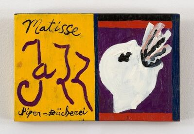 Leidy Churchman, 'Hardbacks (Matisse)', 2010