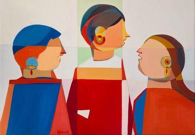 Annemarie Ambrosoli, 'The news', 2016