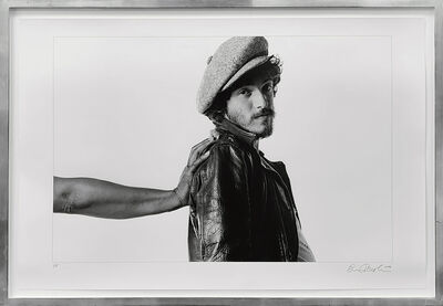 Eric Meola, 'HELPING HAND, I (BRUCE SPRINGSTEEN)', 2006
