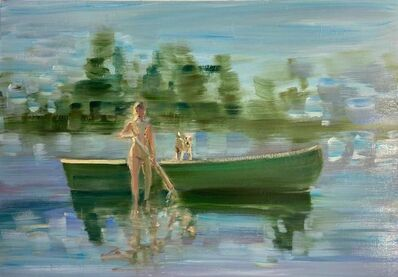 Deborah Brown, 'Mirror Lake', 2020