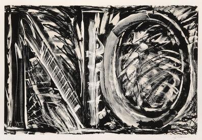 Bruce Nauman, 'No State', 1981