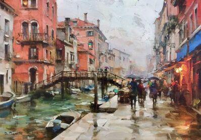 Dmitri Danish, 'November Rain', 2018