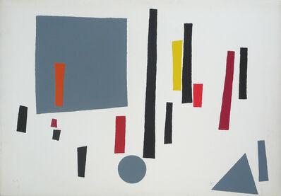 Mathias Goeritz, 'Torres y esfera', 1989