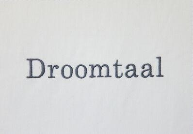 Lien Botha, 'Droomtaal', 2019