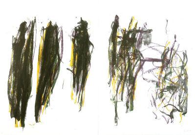 Joan Mitchell, 'Trees II', 1992