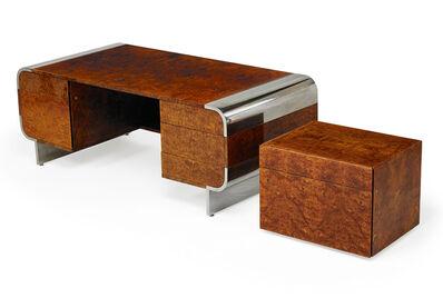 Leon Rosen, 'Desk with cabinet', 1980s
