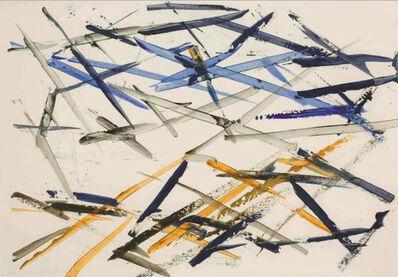 Charlotte Posenenske, 'Palette-knife work', ca. 1962