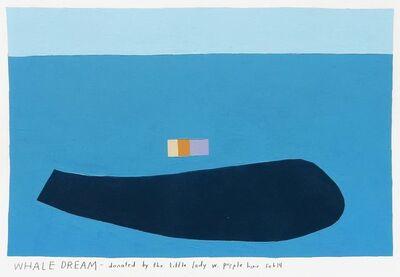Kristin Texeira, 'whale dream', 2017