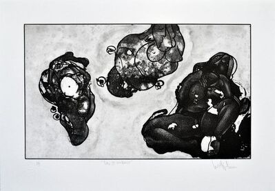 Luis Miguel Valdes, 'The Three Clouds', 2012