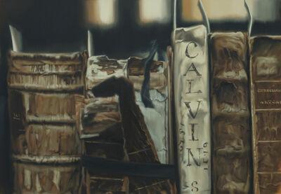 Xie Xiaoze, 'Thomas Fisher Rare Book Library, University of Toronto No. 4 (Calvin) 多伦多大学费雪珍稀书籍图书馆 #4 (卡尔文)', 2015