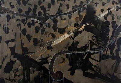 Atul Dodiya, 'Welder', 2017