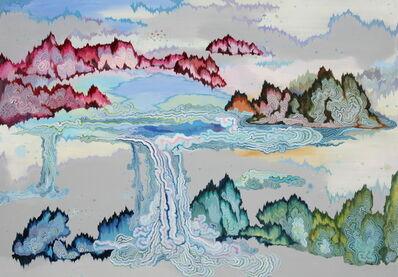 Kim Young Hun, 'Cloud Map-p1315r', 2013