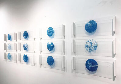 Ali Deane, 'Amniotic Fluid Study', 2018