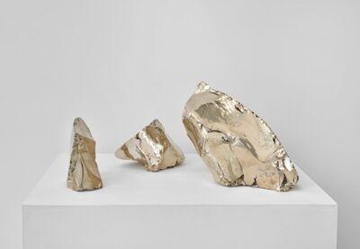 Rob Wynne, 'Bronze Chunks', 2016