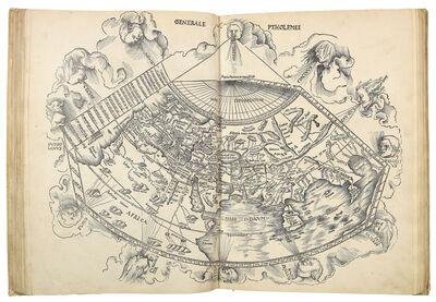 Ptolemaeus Claudius, 'Geographiae opus novissima traductione a Grecorum archetypis castigatissime pressum. ', 12 March 1513