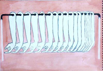 Osías Yanov, 'Untitled (coat rack)', 2014