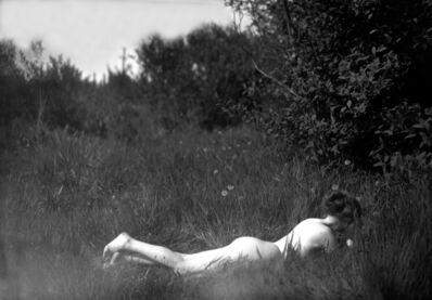Imogen Cunningham, 'Self-Portrait', ca. 1906