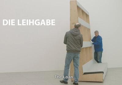 Christian Jankowski, 'Die Leihgabe', 2017