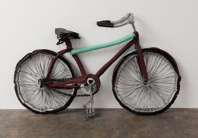 Margarita Cabrera, 'Bicicletas (Maroon)', 2006