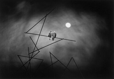 Gilbert Garcin, 'Nocturne (D'après Paul Klee) - Nocturne (after Paul Klee)', 2004