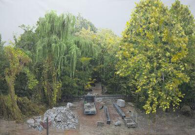 Honggoo Kang, 'Study of Green-Seoul-Vacant Lot-Nodeulseom (Islet)', 2020