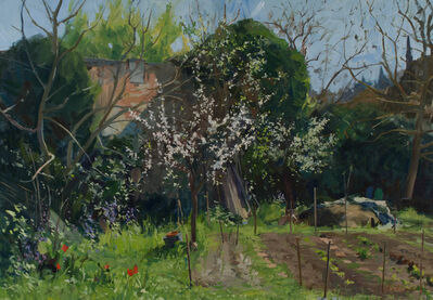 Marc Dalessio, 'Spring in the Garden', 2017