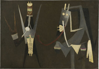Wifredo Lam, 'Personnage', 1970
