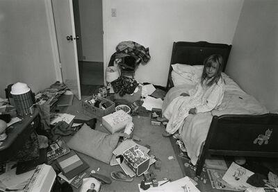 Bill Owens, 'Christina's Room', 1971