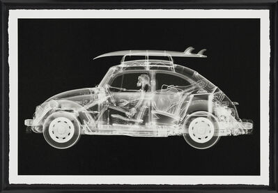 Nick Veasey, 'California Bug (Large Black)', 2019
