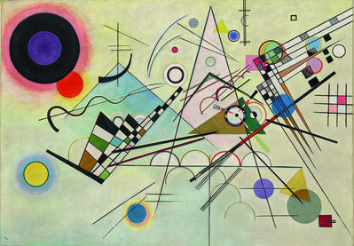 Wassily Kandinsky, 'Composition 8 (Komposition 8)', July-1923