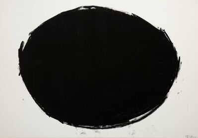 Richard Serra, 'Spoleto Circle', 1972