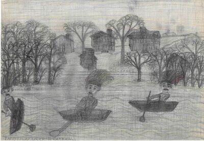 Pearl Blauvelt, 'Untitled (Indian Lake Waleka)', ca. 1940