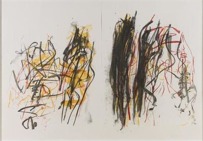 Joan Mitchell, 'Trees I', 1992
