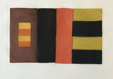 Sean Scully, 'Triptych', 1991