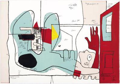 Le Corbusier, 'Chez soi...', 1960