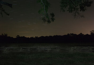 Jeanine Michna-Bales, 'Tracking the Deer, Skirting the Osburn Stand, Mississippi', 2014