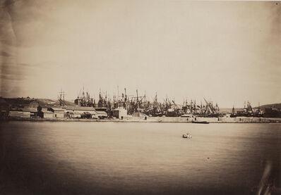 Gustave Le Gray, 'Panorama du Port de Sète', 1857/1857