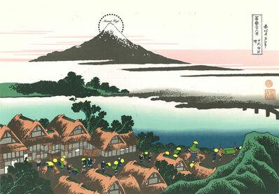 Takuro Tamura, 'Para Mount Fuji-4', 2019