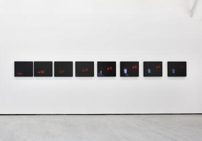 Marina Gadonneix, '4 heures, intervalles', 2017