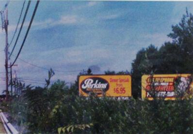 """Dan Graham, 'New Jersey Highway """"Culture""""', 2006"""