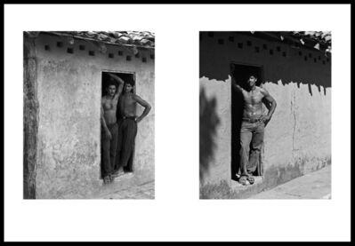 Robert Kalman, 'Julio & Juan'