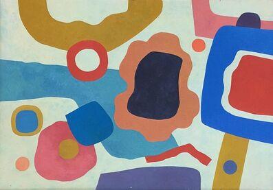 Patrick Burke, 'Composition', 1963