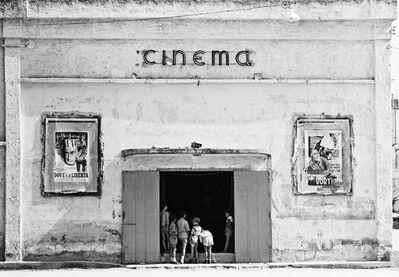 Thomas Hoepker, 'Cinema, Naples, Italy', 1956