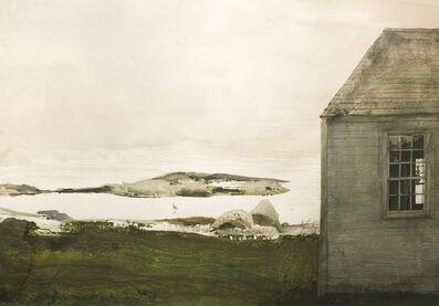 Andrew Wyeth, 'Sea Level', 1982