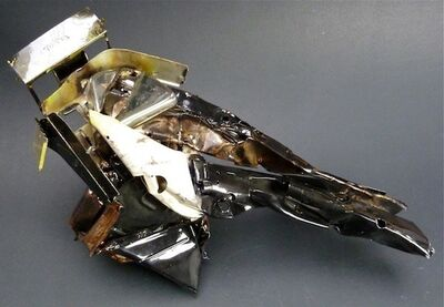 John Chamberlain, 'Untitled', 1983