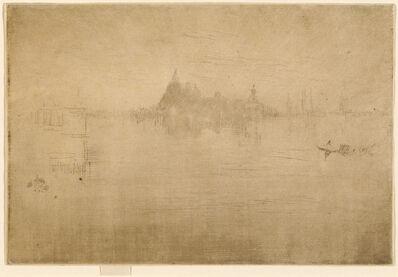James Abbott McNeill Whistler, 'Nocturne: Salute', 1879/1880