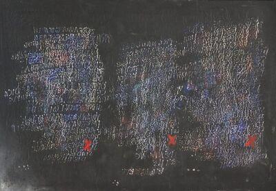 Heide Scheerschmidt, 'dreimal', 1995