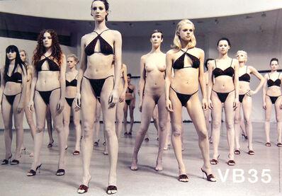 Vanessa Beecroft, 'Untitled (VB35)', 1999