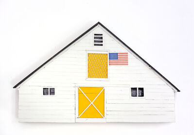 Tommy Thomas, 'Yellow Barn', 2008